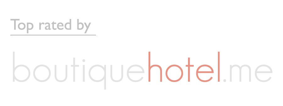 Top rated by Boutiquehotel.me
